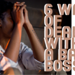 DEALING WITH A BAD BOSS | THE MANPOWER COMPANY