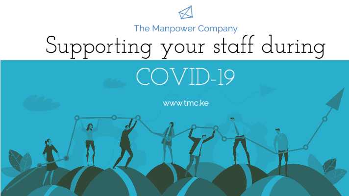 Support your staff during COVID-19