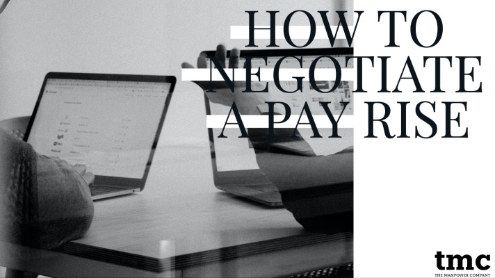 HOW TO NEGOTIATE A PAY RISE